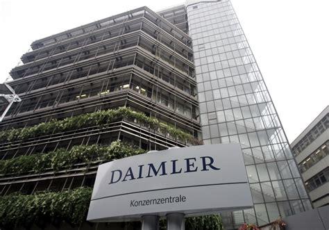 Daimler Planning To Overhaul Dealer Network In Germany
