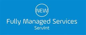 ServInt: Launch of Fully Managed Hosting Services - stubble.IO