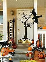Adult halloween decorating outdoor ideas