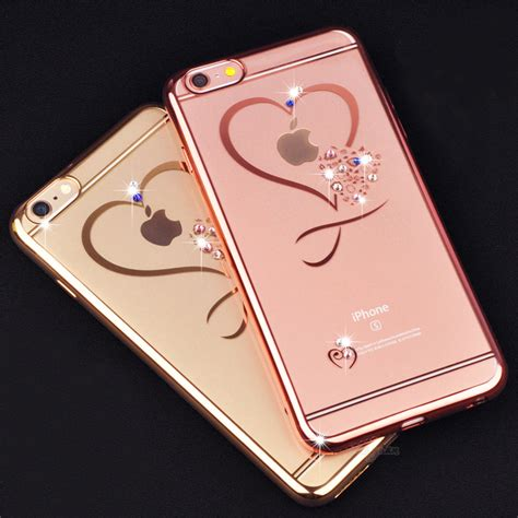 softcase flower iphone 6 6s iphone 5s gold chinaprices net