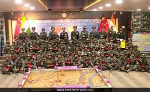India, China Hold First Ever Joint Army Exercise In Jammu ...