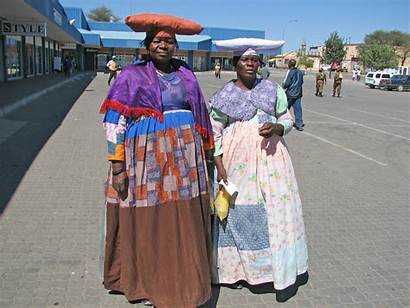 Herero Victorian African Tribe Namibia Tribes Africa