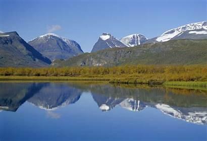 Peak Highest Sweden Kebnekaise Nast Traveler