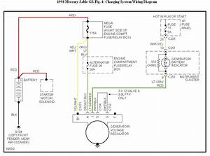 Mercury Sable Wiring Diagram