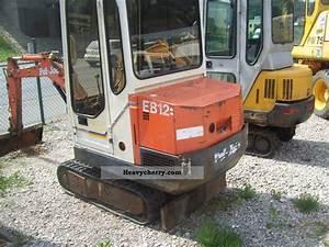 Pel Job Eb12 1990 Minikompact Digger Pictures