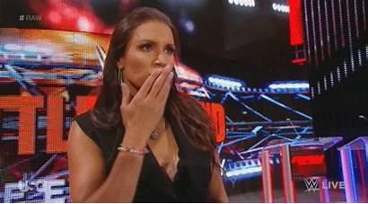 Mcmahon Stephanie Wwe Kiss Raw Divas Blows