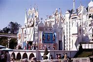 Its a Small World Ride Disneyland
