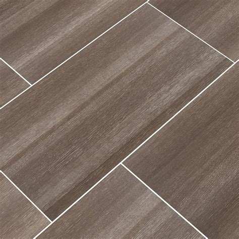 turin taupe glazed ceramic floor and wall tile by msi
