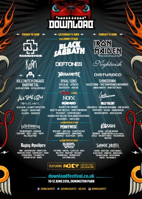Download Festival 2017 Bing