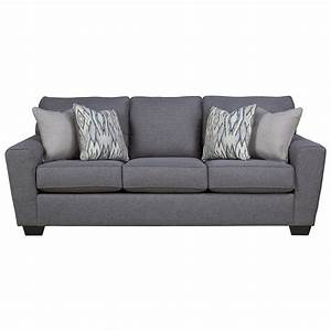 gray sofa beds catosferanet With faux leather pull out sofa bed