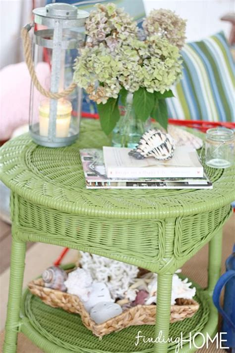 spray paint furniture to add color furniture painting wicker furniture paint furniture