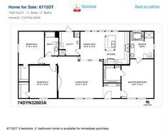 jim walters president ii floor plan dream home items pinterest house