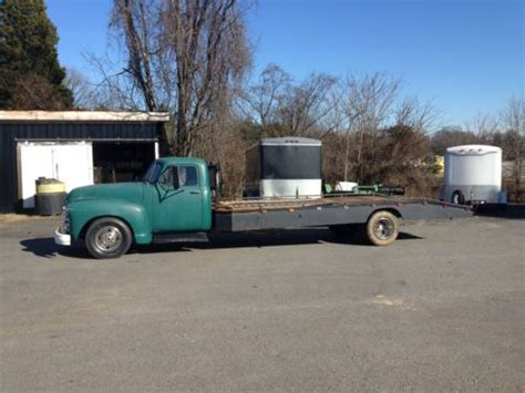 find   chevrolet car hauler rat rod restomod chevy