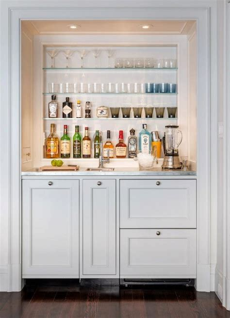 Wet Bar Design   Transitional   dining room   Sutro Architects
