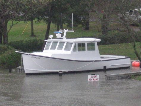 Small Lobster Boats For Sale by Lets See Your Lobster Boats Page 4 The Hull