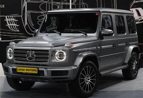 Point of view pov driving mercedes amg package. Mercedes-Benz G-Class 2020 : MERCEDES G500 MODEL 2020 MATT GREY BRAND NEW (5 YEARS WARRANTY AND ...