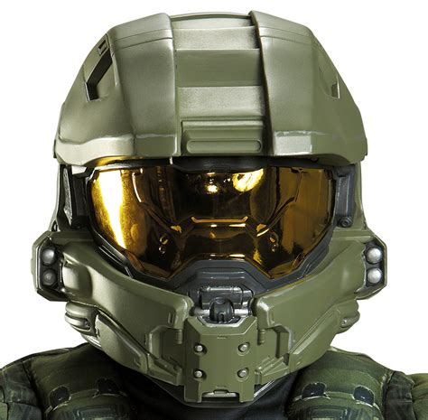 Halo Master Chief Full Helmet For Kids