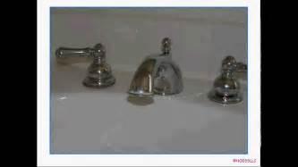 Moen Bathroom Sink Faucets Leaking by Price Pfister Bathroom Sink Faucet Repair Youtube