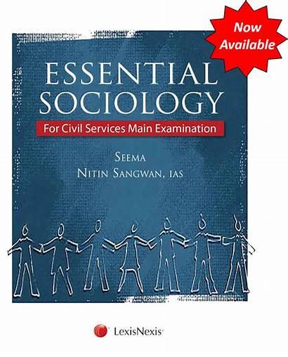 Sociology Nitin Sangwan Essential Upsc Seema Civil