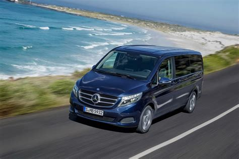 Mercedes V Class Photo by 2015 Mercedes V Class Revealed Photos 1 Of 30
