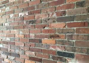 Installing Groutless Tile Backsplash by Reclaimed Thin Brick Veneer Thin Brick Veneer Brick