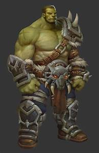 66 best Orcs and Half-Orcs images on Pinterest | Figure ...