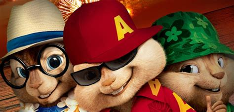 alvin   chipmunks  road chip trailer released