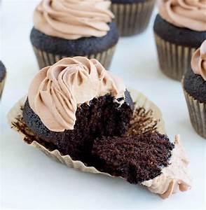 Dark Chocolate Cupcakes - The Merchant Baker