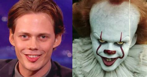 actor shows   perfected  creepy pennywise