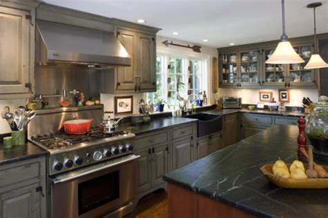 is this countertop a soapstone or granite virginia mist