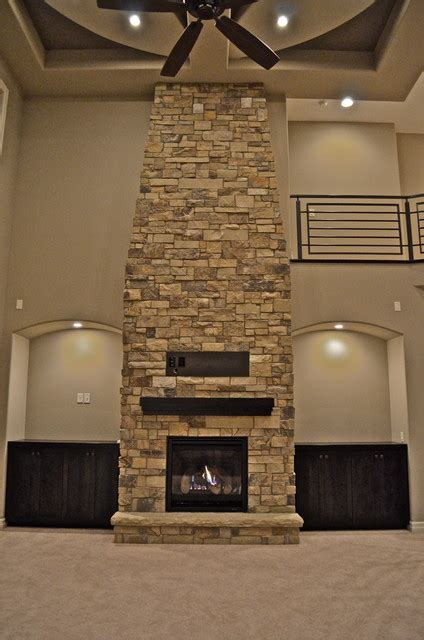 pictures of tiled bathrooms for ideas floor to ceiling fireplace contemporary living room