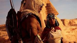 The writer of Assassin's Creed Origins was brought on ...