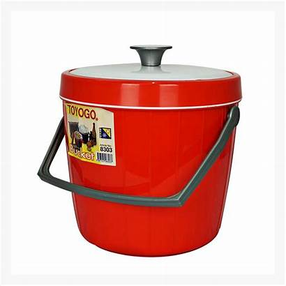 Rice Bucket Insulated Ice Kitchen