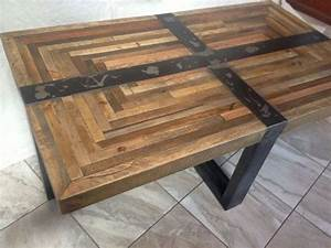 Rustic Industrial Furniture for Home : Rustic Industrial