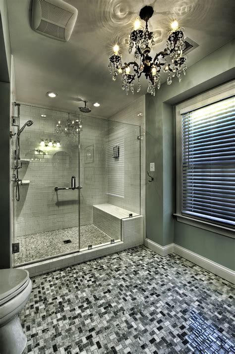 Pretty Bathroom Showers by 20 Beautiful Walk In Showers That You Ll Feel Like Royalty