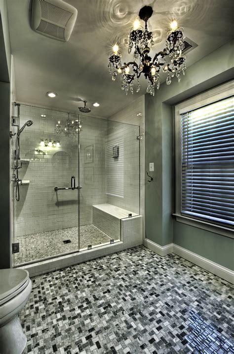 20 Beautiful Walkin Showers That You'll Feel Like Royalty