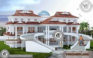 Luxury, House, Designs, And, Floor, Plans