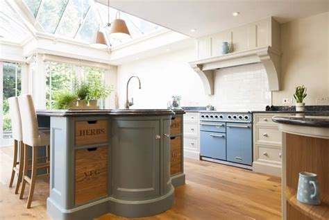 curves colour woodwork kitchens handmade furniture