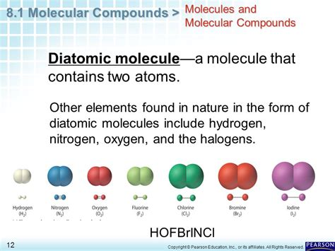 Chapter 8 Covalent Bonding 81 Molecular Compounds  Ppt Video Online Download