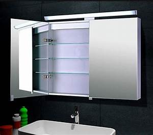 Spiegelschrank 10 Cm Tief : spiegelschrank led breite 88 cm zweit rig h he 70 cm ~ Watch28wear.com Haus und Dekorationen