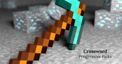 Crossword - Progressive Picks Quiz - By robinyu