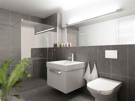 white interior design to your house modern small grey bathroom brown hairs