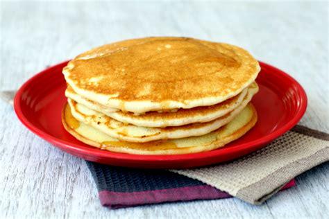 pancake recipe  eggless pancakes  scratch