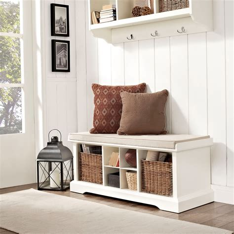 Entrance Bench by 36 Entryway Storage Bench
