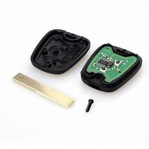 Peugeot Maiche : 433mhz remote car key flip keyless entry pcf7961 chip for peugeot 307 hu83 blade replacement car ~ Gottalentnigeria.com Avis de Voitures