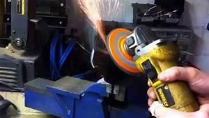 Diy Mower Blade Sharpening Jig Diydry co