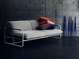 Schlafsofa Skandinavisches Design : nova sofa schlafsofa 3 sitzer softline filz softline ~ Michelbontemps.com Haus und Dekorationen