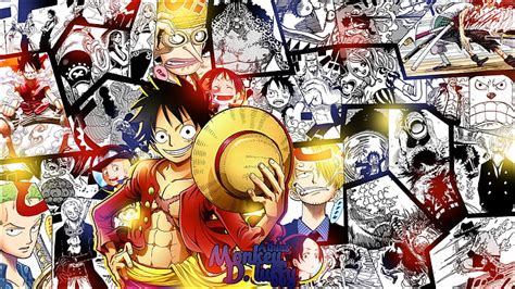 hd wallpaper anime  piece monkey  luffy nami