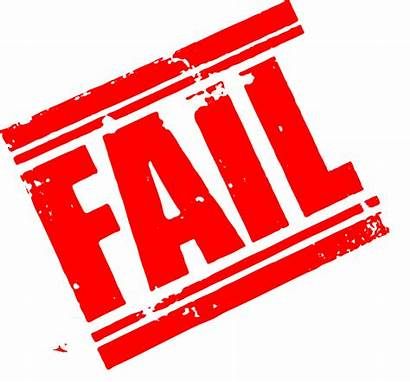 Fail Stamp Transparent Onlygfx