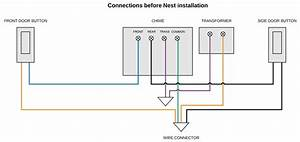 Nest Hello Chime Does Not Stop Ringing